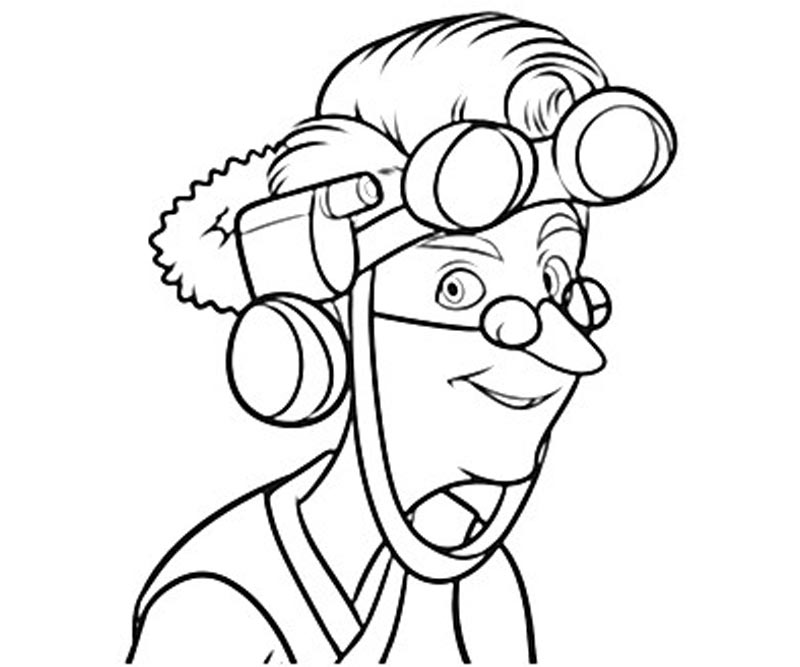 #20 Epic The Movie Coloring Page