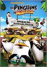 Os Pinguins de Madagascar – Operação Patrulha Pinguim Dual Audio 2011