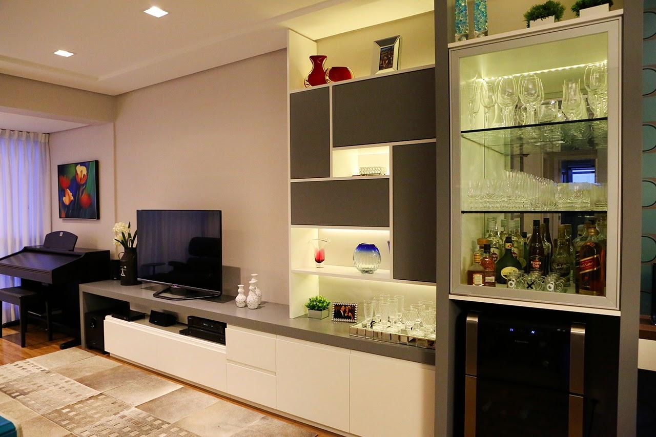 Projeto de Reforma e Interiores para Apartamento no bairro Passo D #976934 1280 853