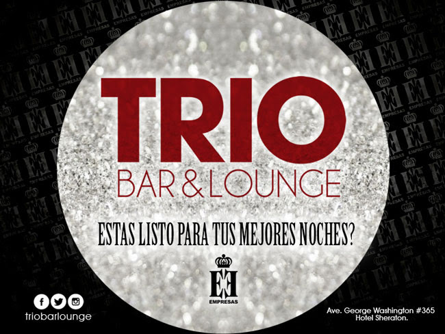 TRIO BAR  LOUNGE