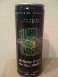 Hunid Racks Energy Drink