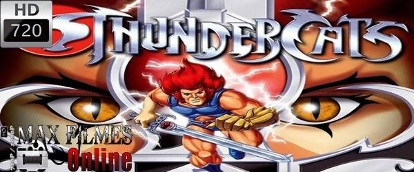 Assistir Desenho ThunderCats 720p HD Blu-Ray Dublado