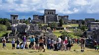 Diarios de un Vocho: Tulum, la ciudad amurallada