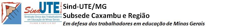 Sind-UTE/MG Caxambu