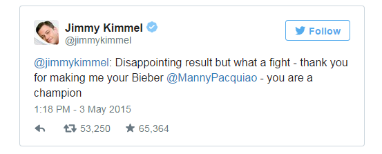 jimmy kimmel as pacman's bieber