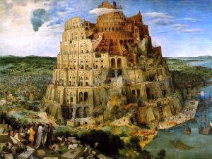 795px brueghel tower of babel Το κρυφό μήνυμα του κτιρίου του Ευρωπαϊκού Κοινοβουλίου