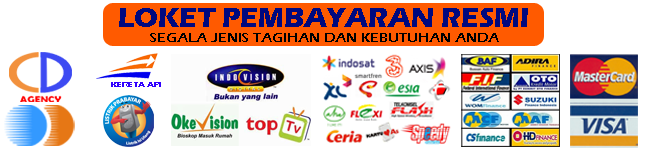 token, listrik, pdam, telepon, pulsa, hp, tv, berlangganan, kartu, kredit, internet