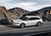 Audi A6 Allroad TFSI Wallpaper