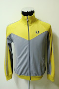FRED PERRY TRACK JACKET 2