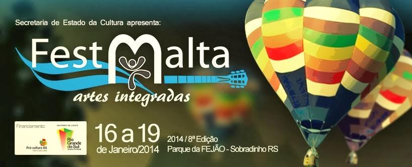 FestMalta 2014 - 8ª Edição