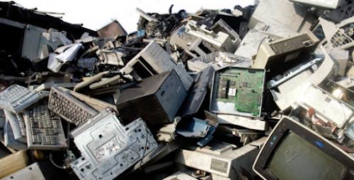Como descartar eletrônicos antigos