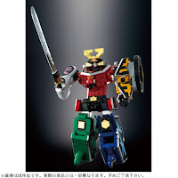 Super Sentai Artisan DX Shinken-Oh official image 00