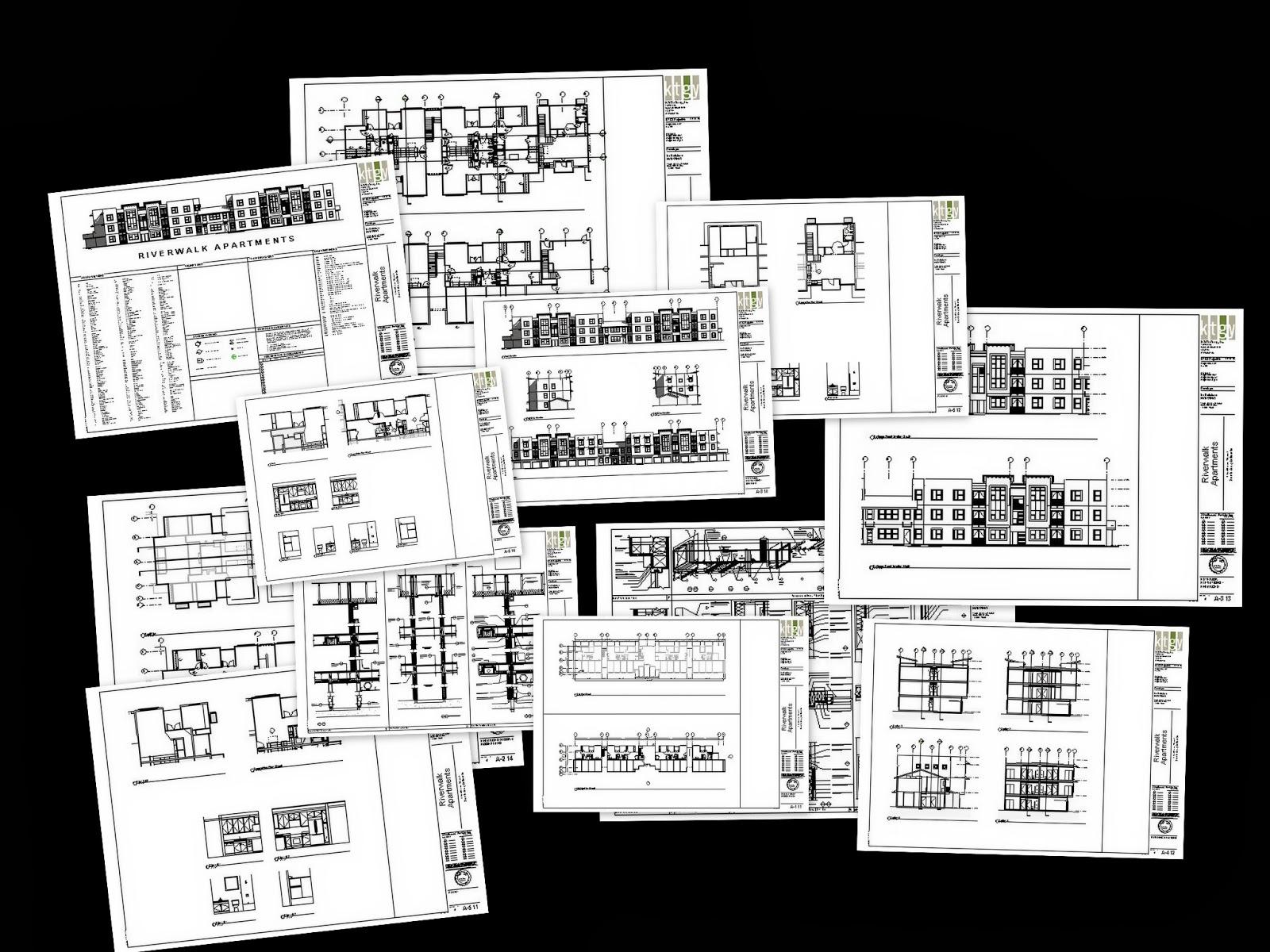 bim aficionado multi family housing concepts