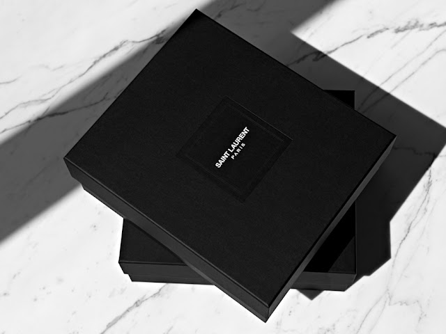 YSL, Yves Saint Laurent, Saint Laurent Paris, fashion, logo, style Hedi Silmane, brand