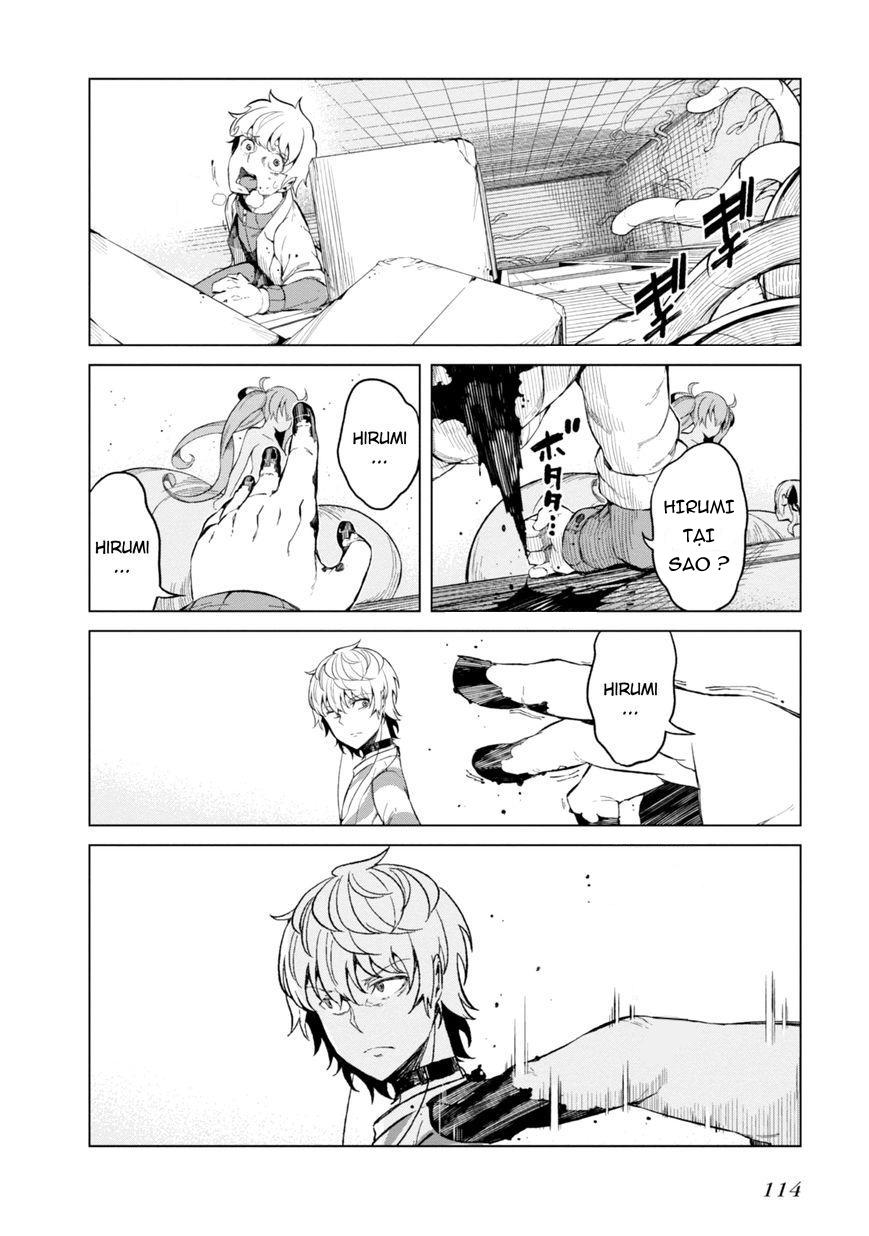 To aru Kagaku no Accelerator chap 29 - Trang 3