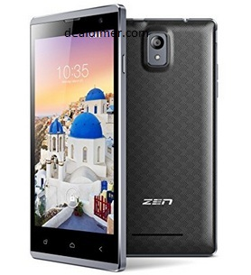 Zen Ultraphone 402 Style Mobile @ Rs. 3,443 – SnapDeal