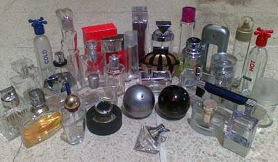 Contoh Proposal Usaha Parfum Refill