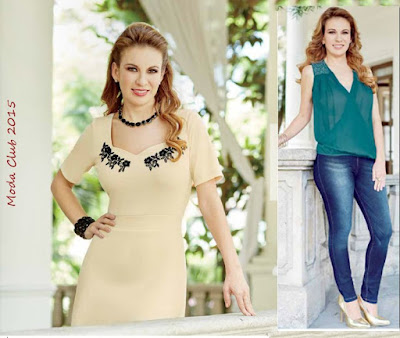 Catalogo Ropa Moda Club V-2 2015