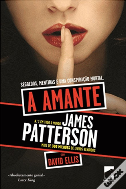 «A Amante» de James Patterson