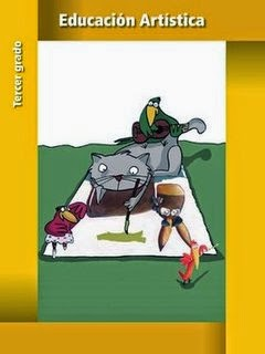 Libro de texto Educación Artística. Tercer grado. Ciclo escolar 2014-2015.