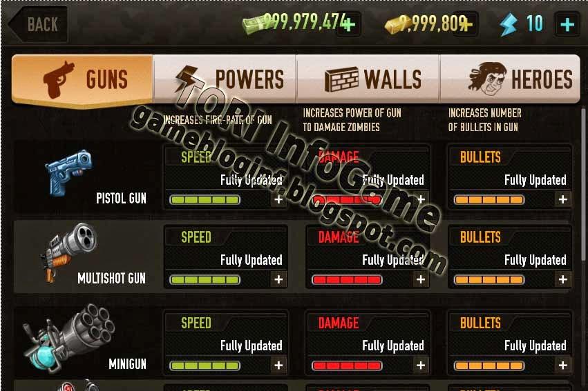 Last Heroes Cheat Infinite Gold and Bucks
