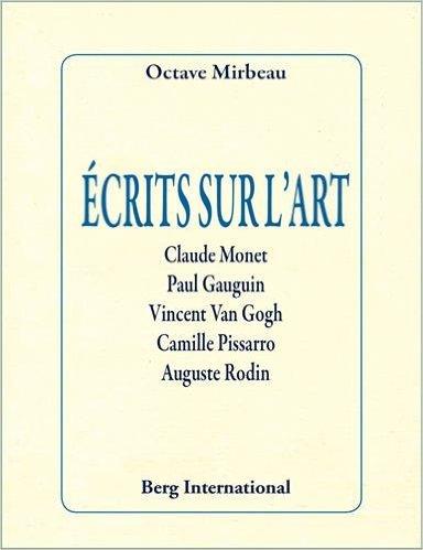 """""""Écrits sur l'art"""", mars 2016"""