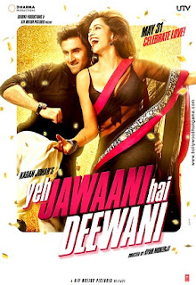 Yeh Jawaani Hai Deewani (2013) SCamRip Full movie Free Download