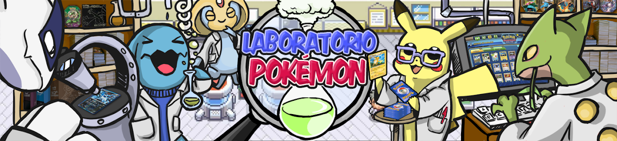Laboratorio Pokémon
