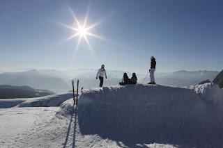 Das Skiparadies Südtirol