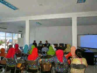 LKNU Depok Gelar Pelatihan Kader TB