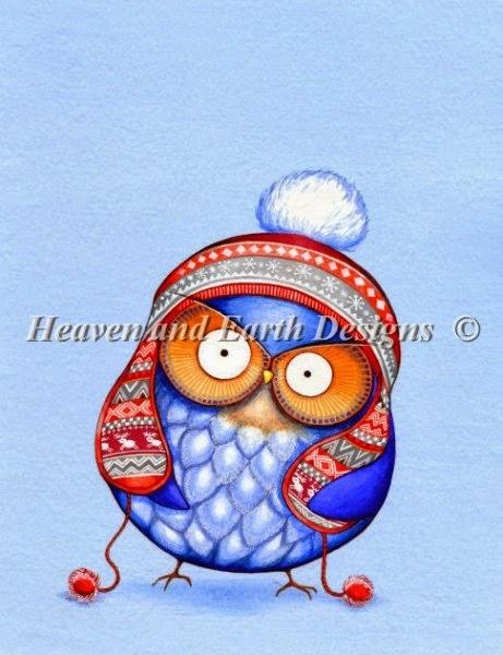 Winterhat Owl