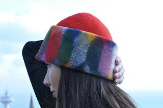 валяние, валяние из шерсти, валяные головные уборы, валяные шапки, валяные шляпки, войлок, eтси