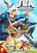 JLA Adventures: Atrapados en el tiempo (2014) ()