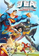 JLA Adventures: Atrapados en el tiempo (2014)