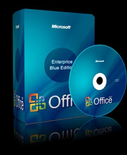 Microsoft Office 2007 SP3 Blue Edition