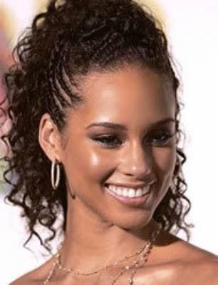 Peinados Para Cabello Muy Rizado - Más de 1000 ideas sobre Peinados Pelo Rizado en Pinterest