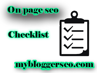 on-page-seo-para-blogger-checklist