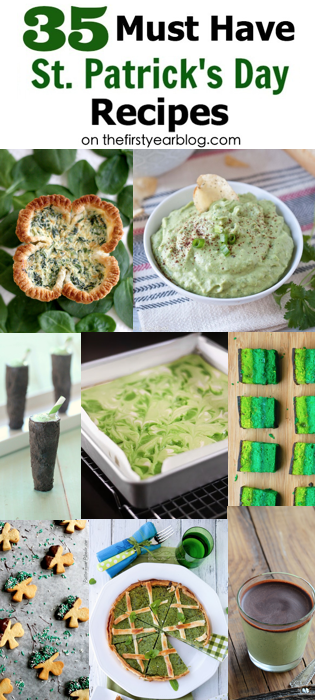 http://thefirstyearblog.com/2014/02/19/35-must-have-st-patricks-day-recipes/