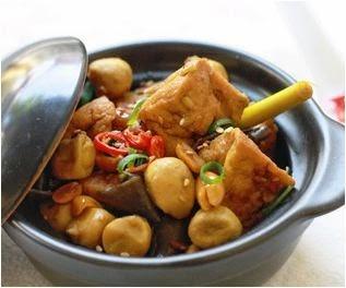 Món đậu phụ kho kiểu Huế với cách làm đơn giản 4