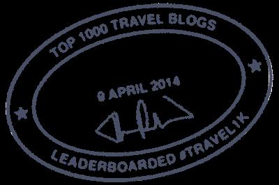 Top 1000 Travel Blogs