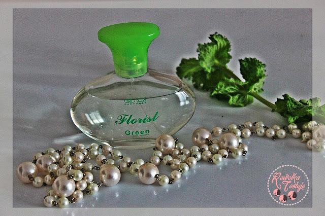 Zielone orzeźwienie z Florist Green od Carlo Bossi
