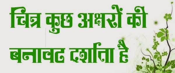 Kruti Dev Display 460 Hindi font