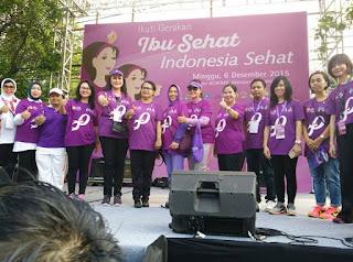 ibu sehat indonesia hebat