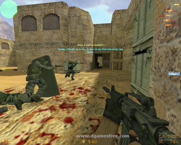 Counter-Strike Source Non-Steam LAST UPDATE BOTS Download Free PC Game