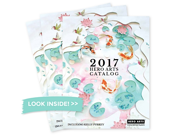 Hero Arts 2017 Spring Catalog + Release!