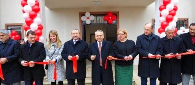 Ömer Hayyam Aile Sağlığı Merkezi'nin açılışı yapıldı