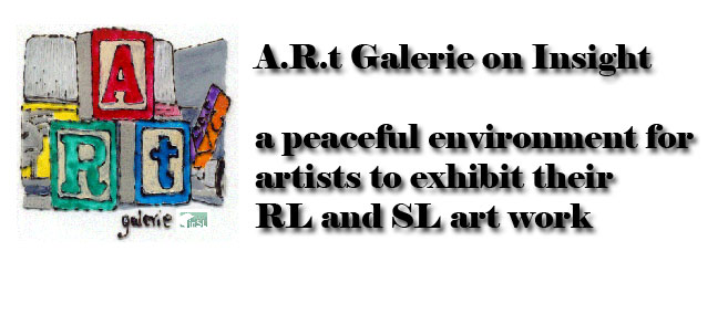 A.R.t. Galerie @ New Boston Art Colony inSL