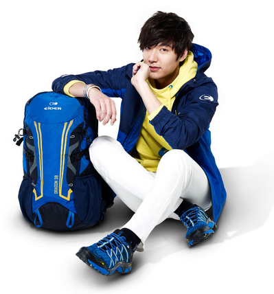 Sport & Travel Fashion♡Lee Min Ho
