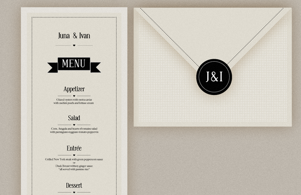 related graphic design invitations inspiration