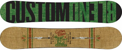 2015 Burton Local Custom Flying V